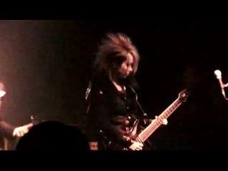 exist†trace KNIFE〈MV EU LIVE ver.〉