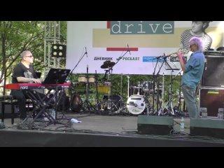 В.Гайворонский и А.Разин - Бродский DRIVE, Online Jazz Festival, концерт (, Санкт-Петербург, Музей Анны Ахматовой) HD