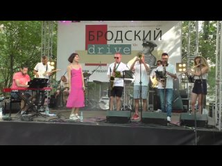 ARINA FAUL FUNKY ORCHESTRA - Бродский DRIVE, Online Jazz Festival, концерт (, Санкт-Петербург, Музей Анны Ахматовой)HD