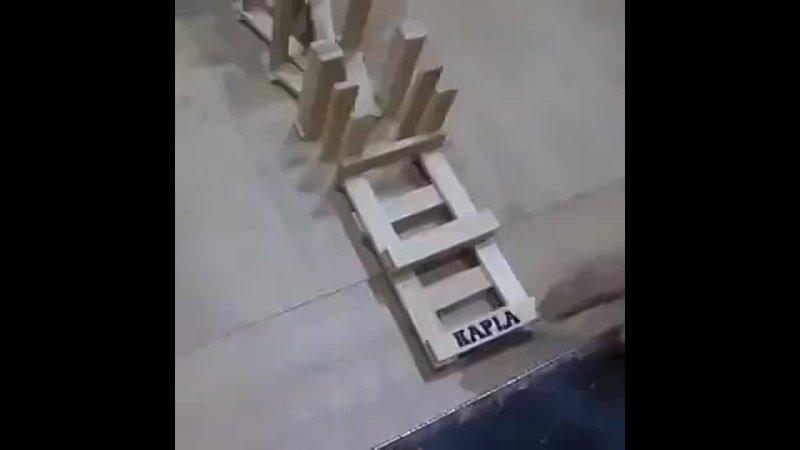 Разрушение башни