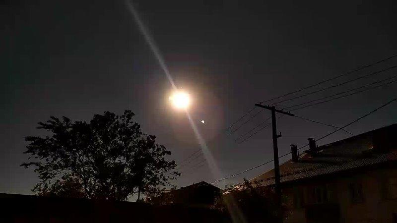 Солнечное затмение 10 06 2021г 19 08