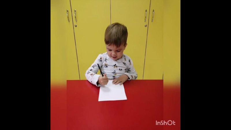 Видео от Золотой Ключик Детская студия Чебоксары
