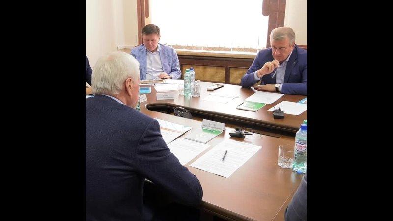 Подписание соглашения о модернизации тепловых сетей Кирово Чепецка