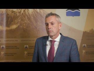 Заместитель председателя правительства Камчатского края Александр Заболиченко