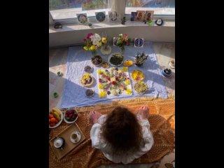 О церемонии сакрального пеленания с Полиной Макуниной