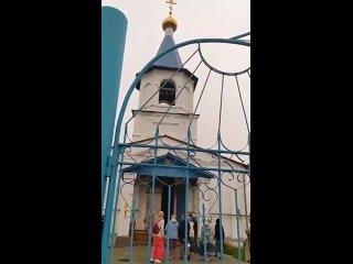 Видео от Михаило-Архангельский храм с. Городище