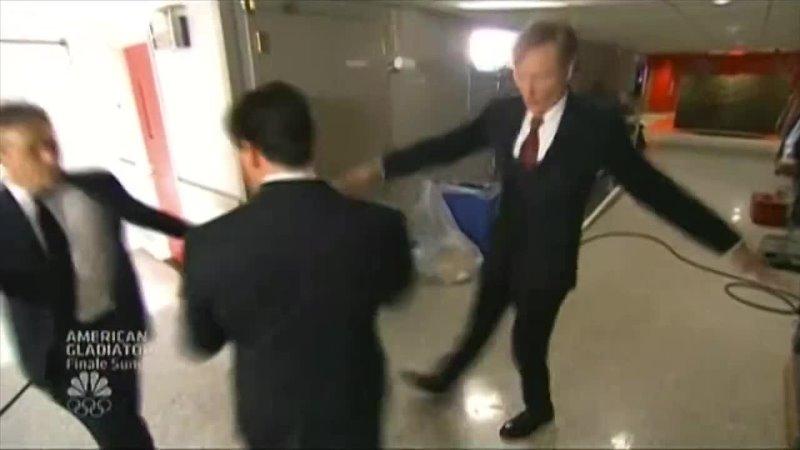 Conan O'Brien мошится под мартых