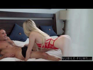 Hot Blonde Lily Larimar Seduces BF For A Sensual Fantasy Fuck - Fantasy Of The Month