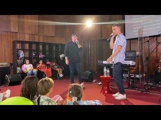 Выступление школы битбокса и битмейкинга CONNECT School на интенсиве BMA «Утренняя звёзда» в стенах телецентра «Останкино»