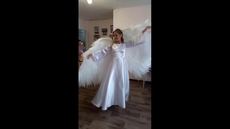 Танец ангела на День рождения