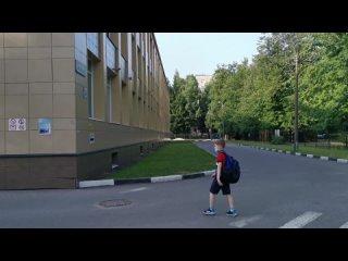 Развитие велоплощадок в Калининском районе