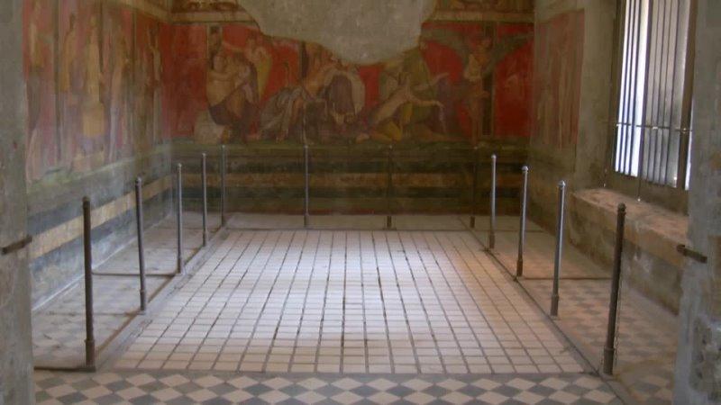 Блеск и слава Древнего Рима Помпеи руины империи Вулканы