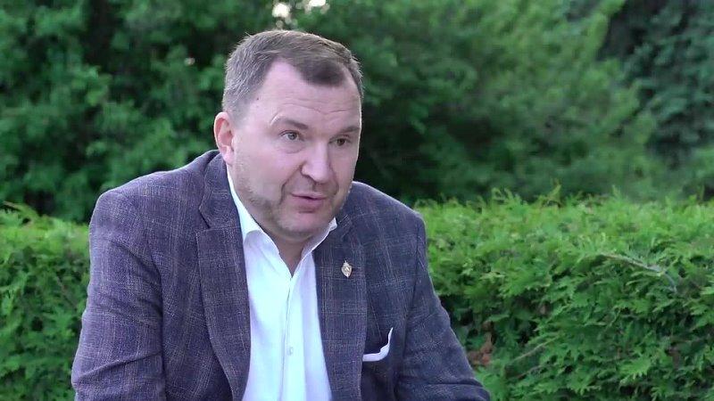 Сергей Милицкий Переговорщик Группа Альфа Спецназ ФСБ России