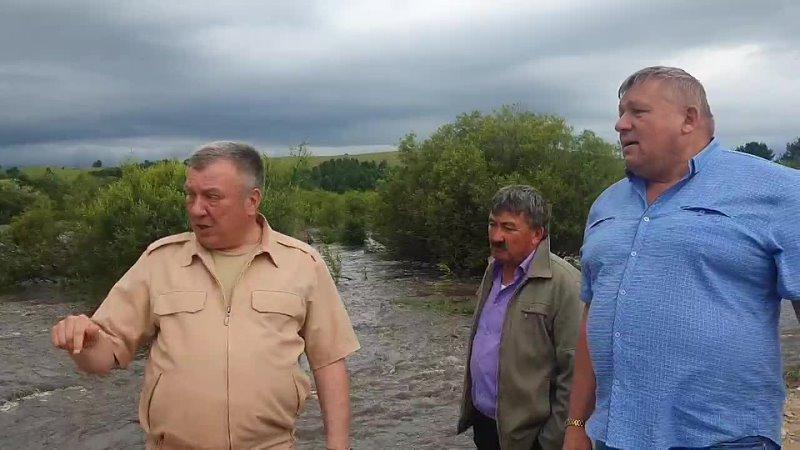 вице премьер Андрей Гурулёв в ежедневном режиме писал о работах по ликвидации ЧС в телеграм канале