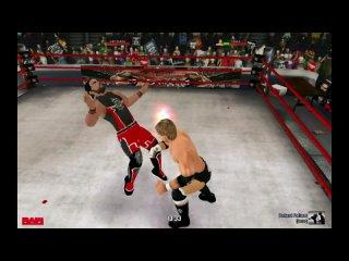 Сет Роллинс против Triple H
