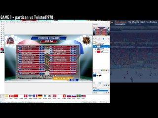 NHL94 PRESEASON 16 - TWD - PTZ