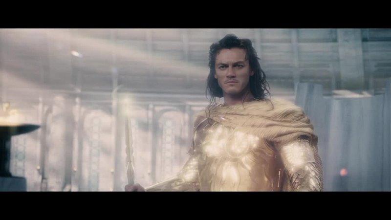 Боги Олимпа решают судьбу человечества Битва Титанов 2010 Clash of the Tita
