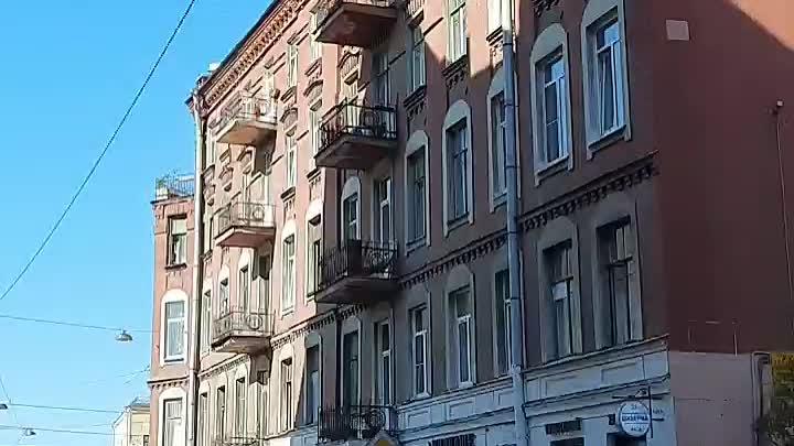 Пожар на Пионерской улице в доме 37 на углу перекрёстка с Чкаловской В четырехкомнатной коммунально...
