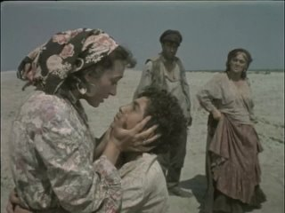 «Трудное счастье» (1958) - драма, реж. Александр Столпер