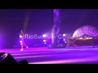 Алина Загитова упала во время шоу «Руслан и Людмила» в Сочи