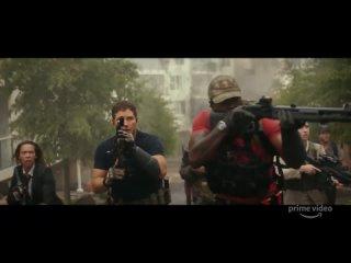 Война будущего / The Tomorrow War (дублированный тизер / в онлайн-кинотеатре AMAZON PRIME VIDEO: 2 июля 2021) HD1080