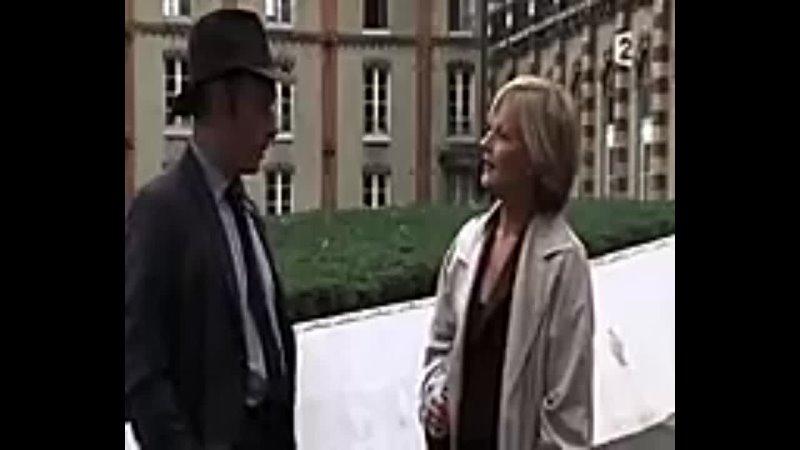 Нестор Бурма Nestor Burma S6 Е5 Паника в Сен Патрике Panique à Saint Patrick 2001 режиссер Жакоб Берже Б П