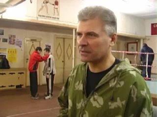 Русский рукопашный бой. Полунин Сергей. Клип
