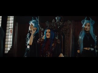 POWERWOLF ft. Alissa White-Gluz - Demons Are A Girls Best Friend  (Official Video) - Napalm Records