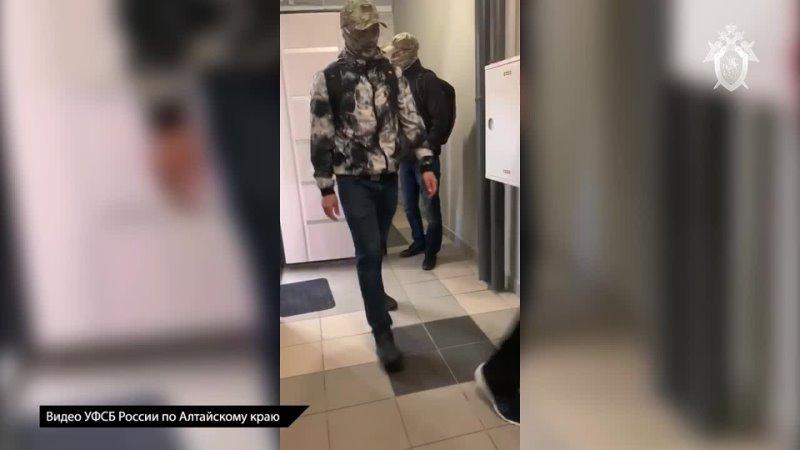 Видео от СУ СК РФ по Алтайскому краю