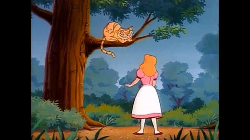 Алиса в Стране Чудес 1995 м ф Япония