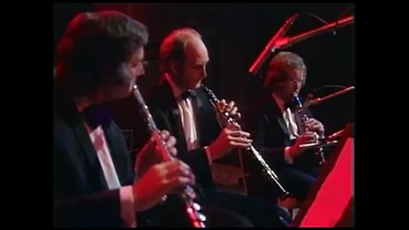 Camel The Snow Goose Medley Live at BBC The Old Grey Whistle Test 1975