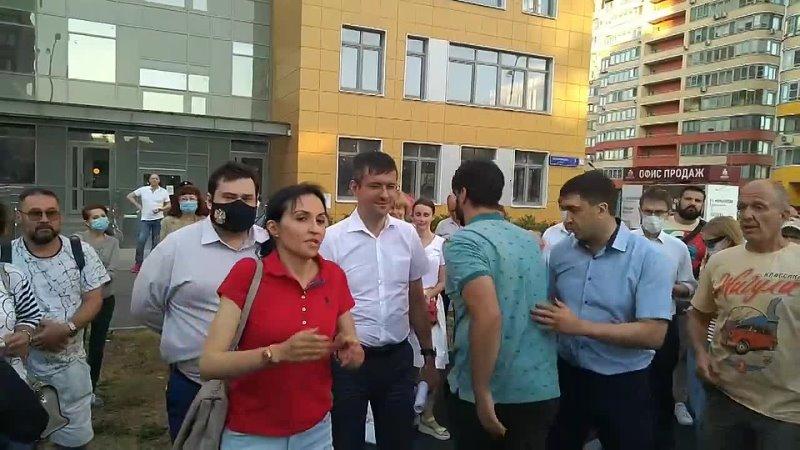 Видео от Анастасии Удальцовой
