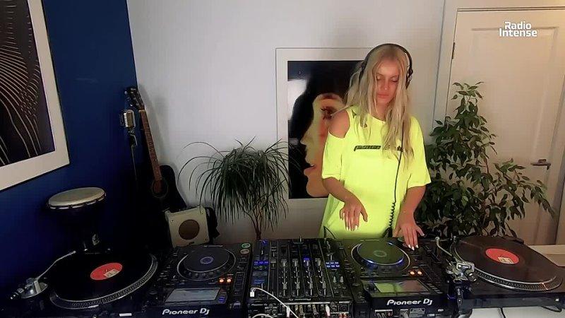 Alevtina Live @ Radio Intense RIM Label Showcase 7 4 2021 Tech House DJ Mix