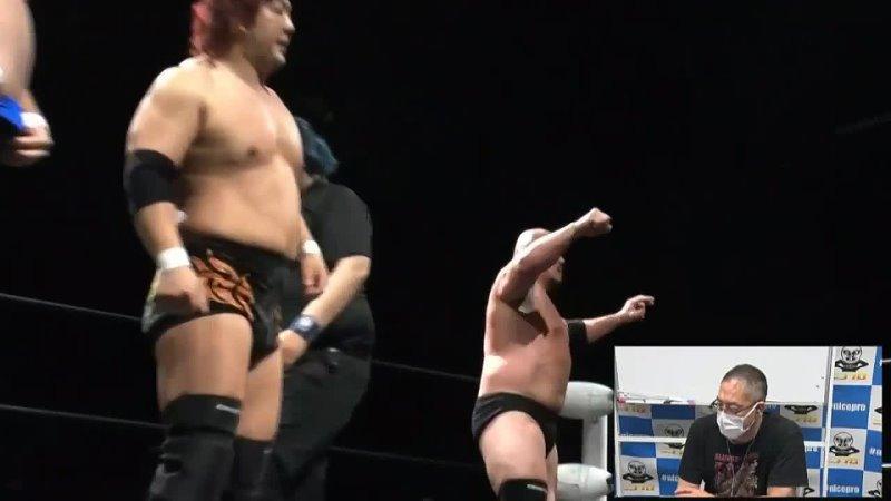 BJW BJW In Shin Kiba 1st Ring 28 05 2021