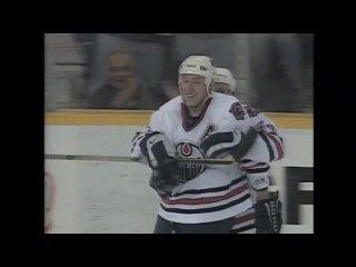 Boris Mironovs marvelous goal vs Capitals (28 oct 1998)