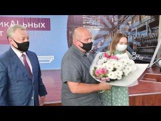 Сергей Серебренников: Взаимодействие с Братским алюминиевым заводом позволяет городу уверенно смотреть в будущее