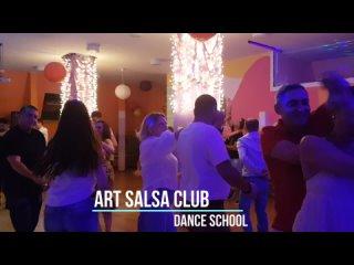 Вечеринка в Art Salsa Club