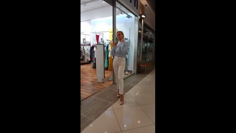 Видео от SERGINNETTI Пермь Женская одежда