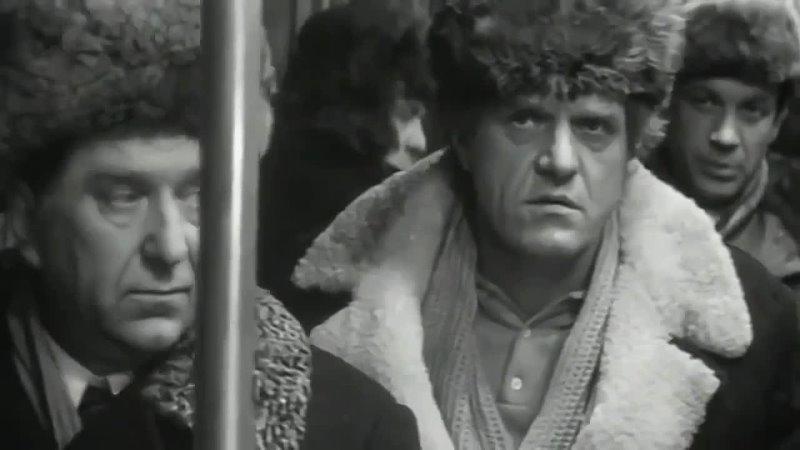 Схватка в пурге 1977 драма криминальный реж Александр Гордон