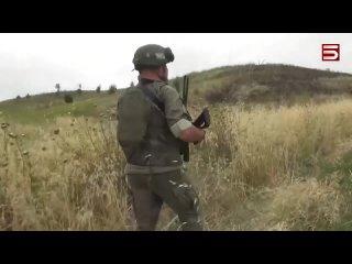 Свежее видео армянских СМИ (5 TV) с Карабаха.