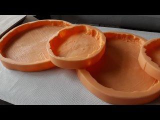 Видео от ZIKAM STONE формы для декоративного камня