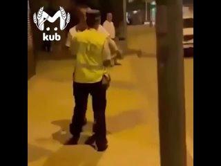 Уроки боевых искусств с неспокойных ейских улиц