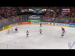 Чемпионат мира 2015  Группа A  Тур 7  Канада - Австрия
