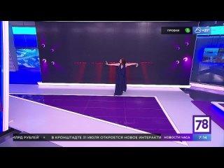 """Танцуем вог с программой """"Полезное утро"""""""