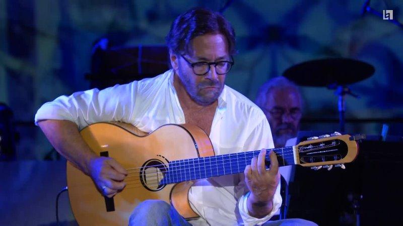 Al Di Meola Mediterranean Sundance Río Grande Live at Berklee Valencia Campus