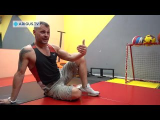 Рафаэль Кулиев разработал собственную методику тренировок.