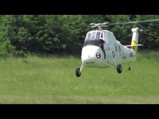 Радиомодели вертолет Sikorsky S58