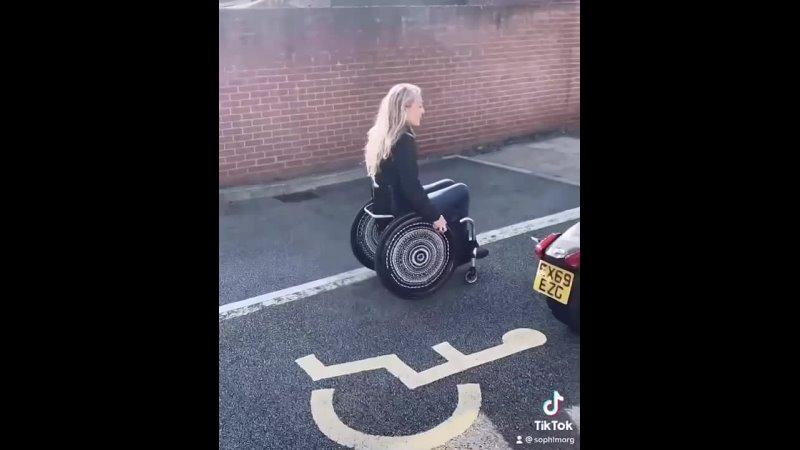 Видео от Либерти Туризм для инвалидов