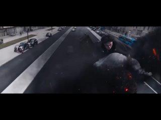 Последний богатырь Посланник Тьмы — Русский трейлер (2021)