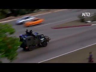 Неудачный переворот в Габоне двое убиты, семеро арестованы